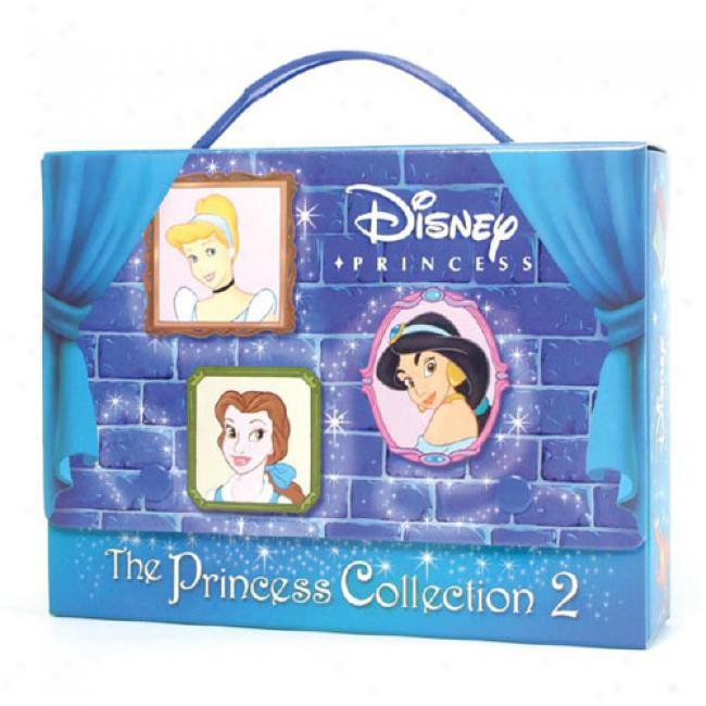 Princess Collection 2 Friendship Box By Radom House Disney, Isbn 0736422277