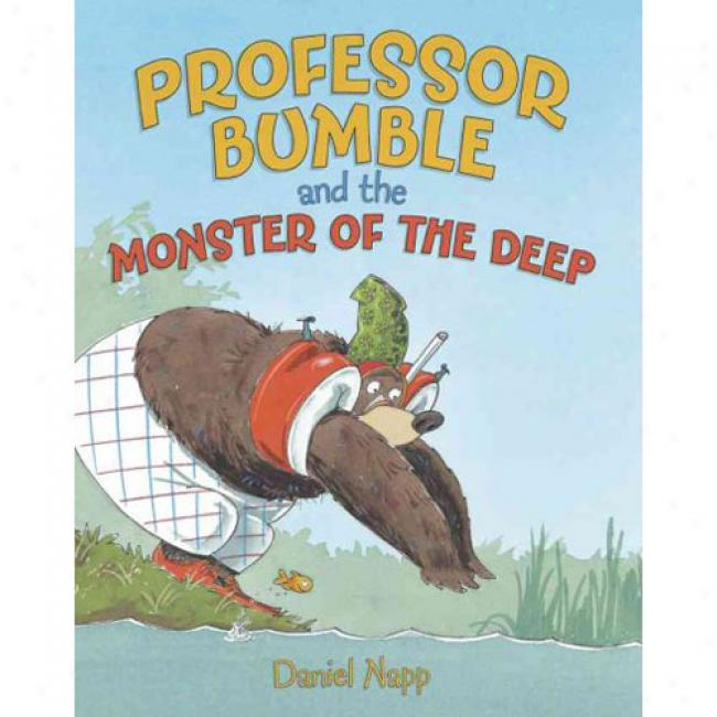 Professor Bumbld And The Monster Of The Deep