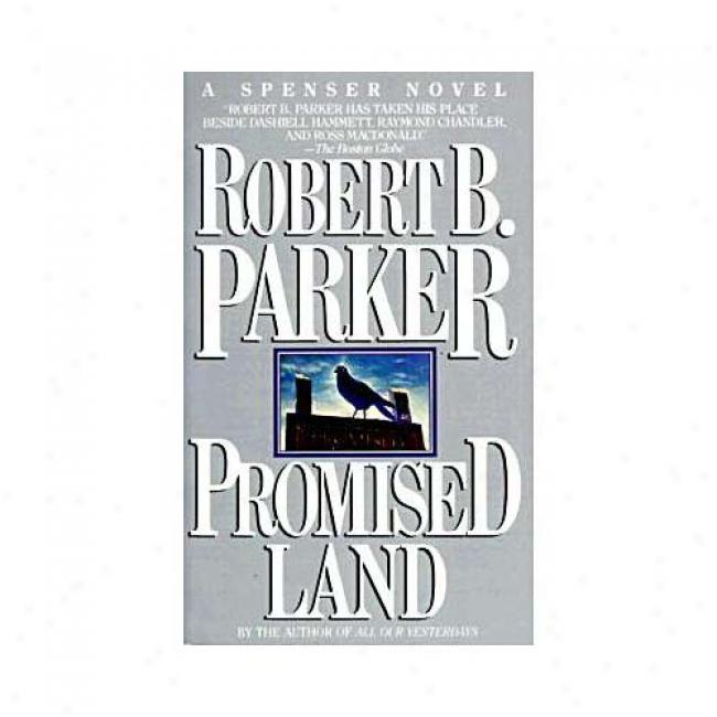 Promised Land By Robert B. Parker, Isbn 0440171970