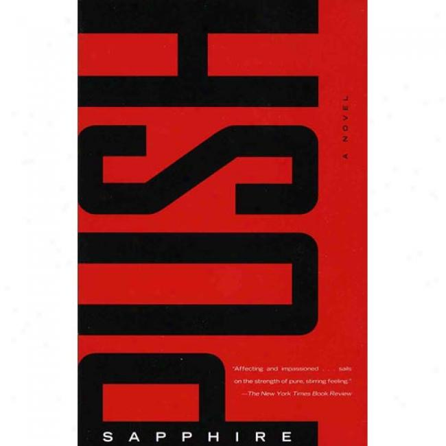 Push By Sapphire, Isbn 0679766758