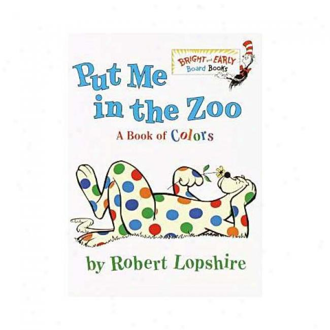 Express Me In The Zoo By Robert Lopshire, Isbn 0375812156