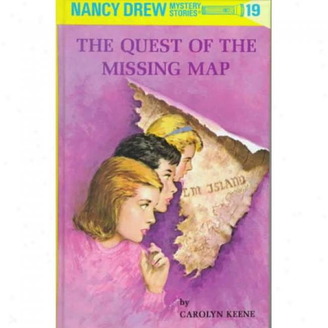 Quest Of The Missing Map By Carolyn Keene, Isbn 044809519x