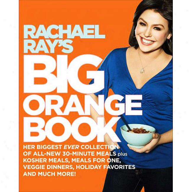 Rachael Ray's Big Orange Boo