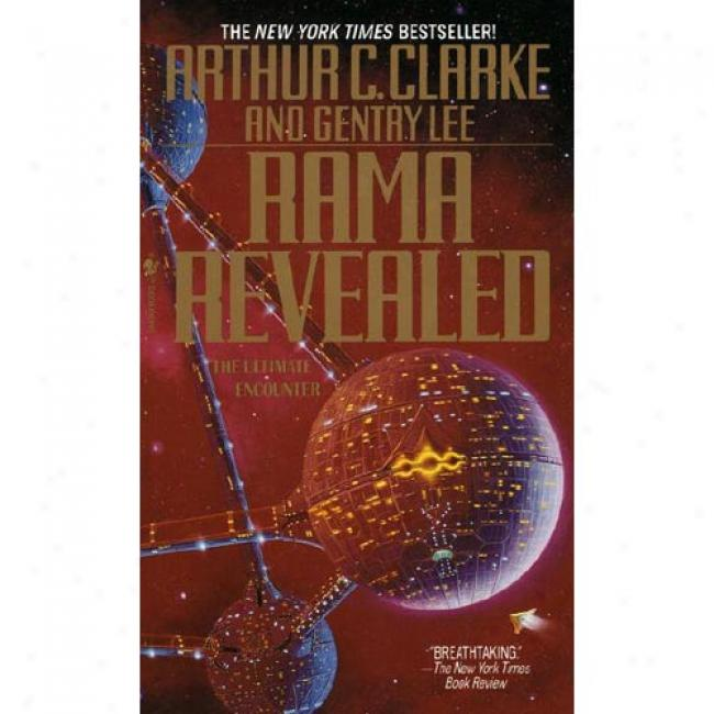 Rama Revealed By Arthur Charles Clarke, Isbn 0553569473