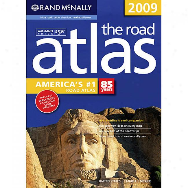 Rand Mcnally Road Atlas: United States/canda/mexico