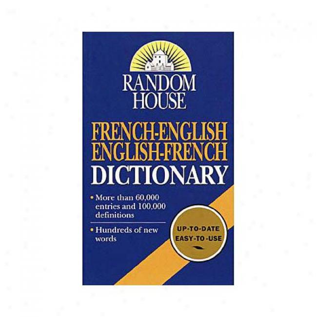 Random House French-english English-french Dictionary By Helene Gutman, Isbn 0345414381