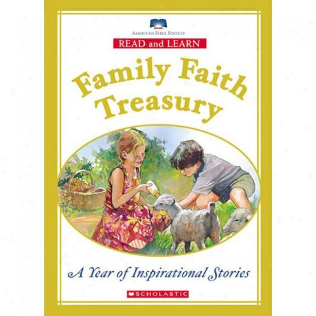Read And Learn Family Faith Treasury: Year Of Favorite Stories