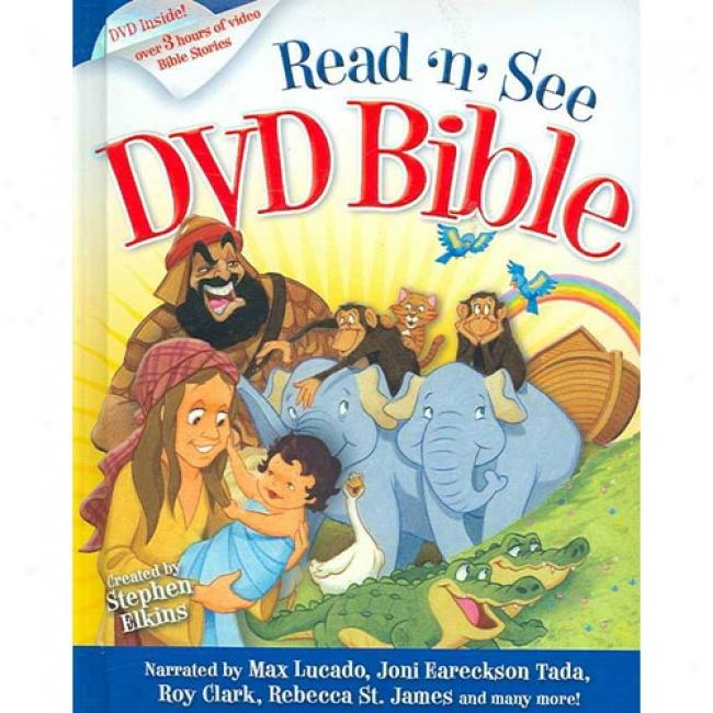 Read 'n' See Dvd Bible [with Dvd]