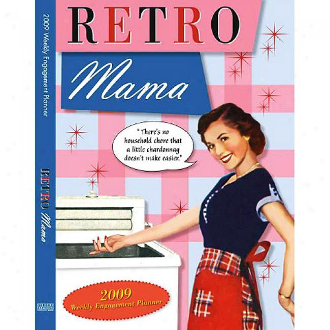 Retro Mama Weekly Engagement Planner