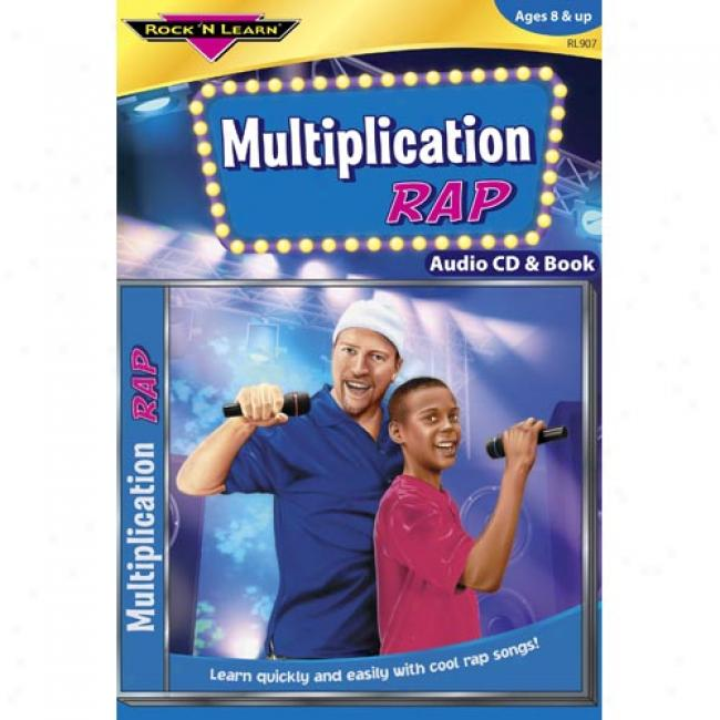 Rock 'n Learn Multiplicztion Knock By Lull N Learn, Isbn 1878489070