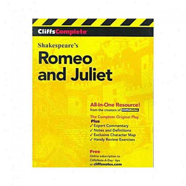 Romeo And Juliet By Karin Jacobson, Isbn 0764585746