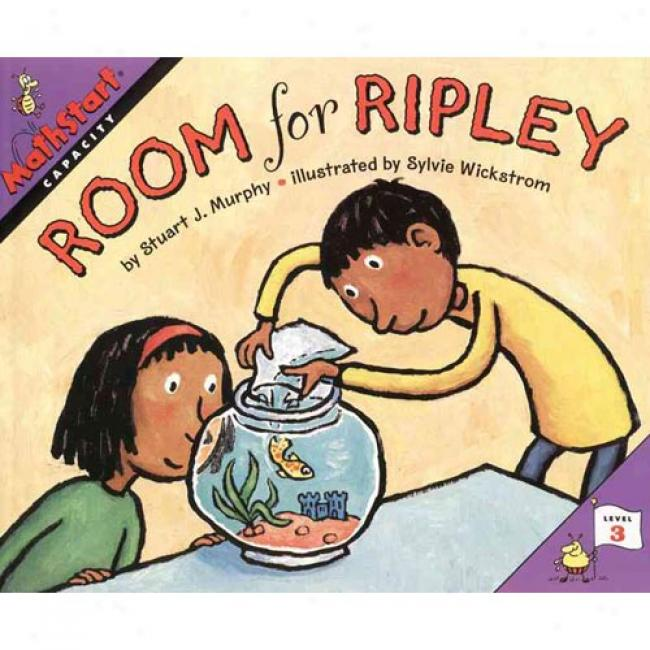 Room For Ripley By Stuart J. Murphy, Isbn 0064467244