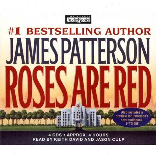 Roses Are Red By James Patterson, Isbn 1570429227