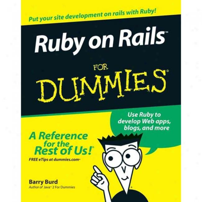 Ruby On Rails For Dukmies
