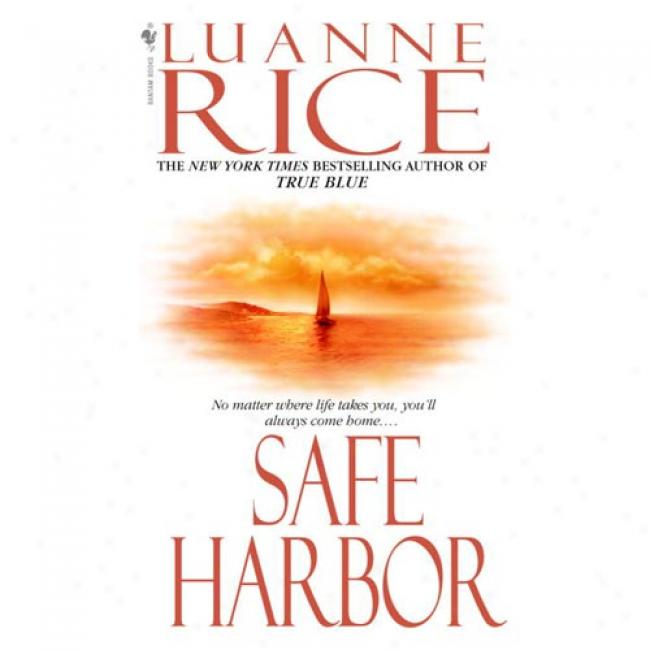 Safe Harbor By Luanne Rice, Isbn 0553583956