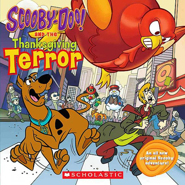 Scooby-doo And The Thanksgiving Terroor