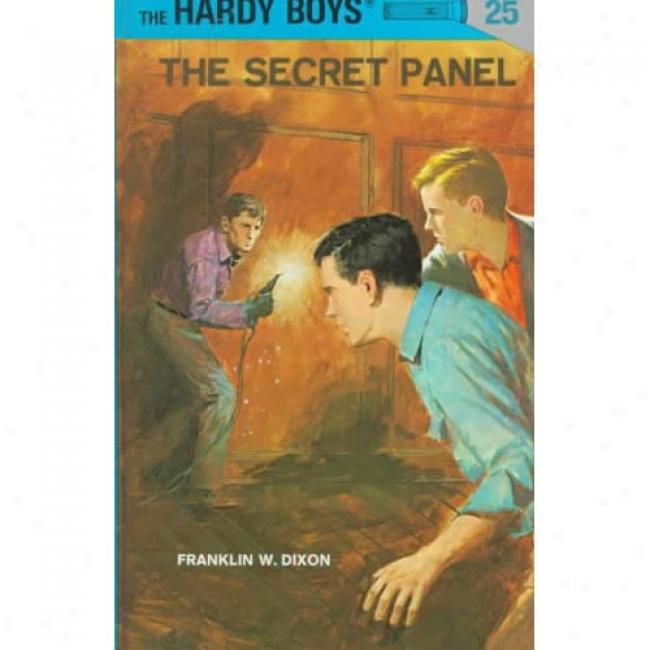 Secret Panel By Franklin W. Dixon, Isbn 0448089254