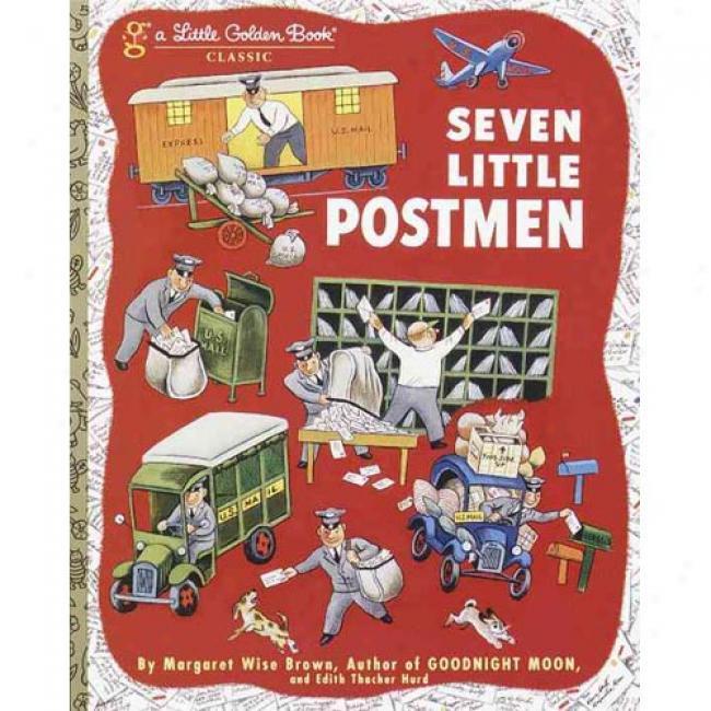 Seven Little Postmwn Near to Golden Books, Isbn 0307960374
