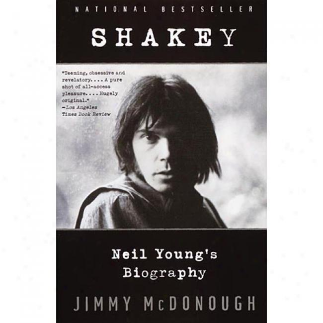 Shakeyy By Jimmy Mcdonough, Isbn 0679750967