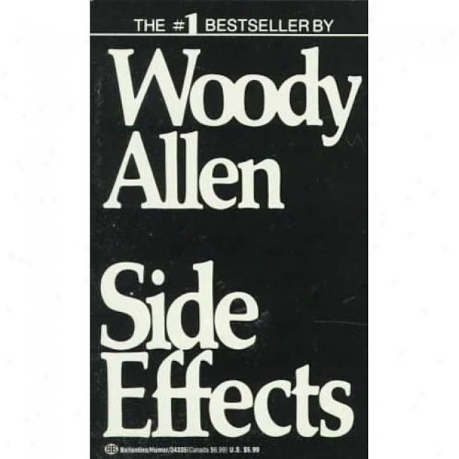 Side Goods By Woody Allen, Isbn 0345333352