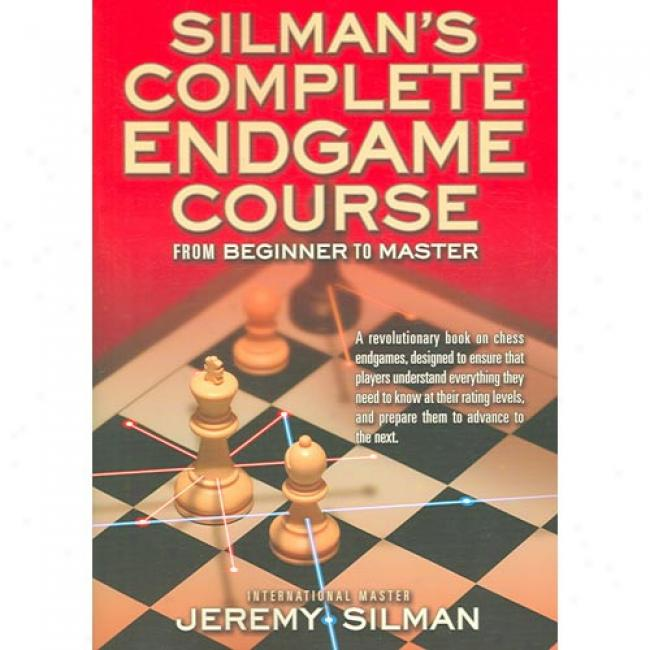 Silkan's Completee Endgame Course: From Beginner To Master