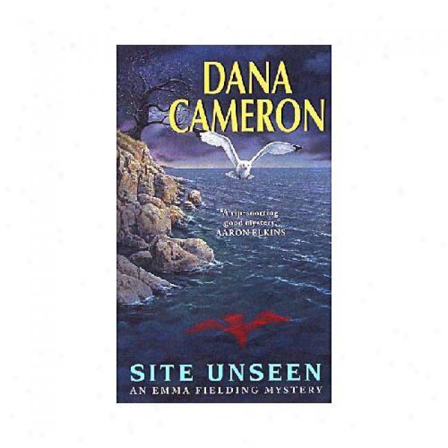 Site Unseen By Danaa Cameron, Isbn 0380819546