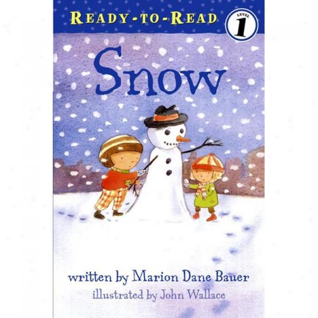 Snoow By Valorie Fisher, Isbn 0689854374