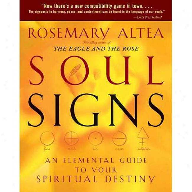 Soul Signs: Ann Elemental Guide To Your Spiritual Destiny