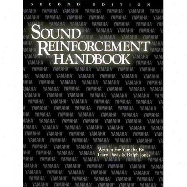 Sound Reinforcement Handbook By Gary Davis, Isbn 0881889008