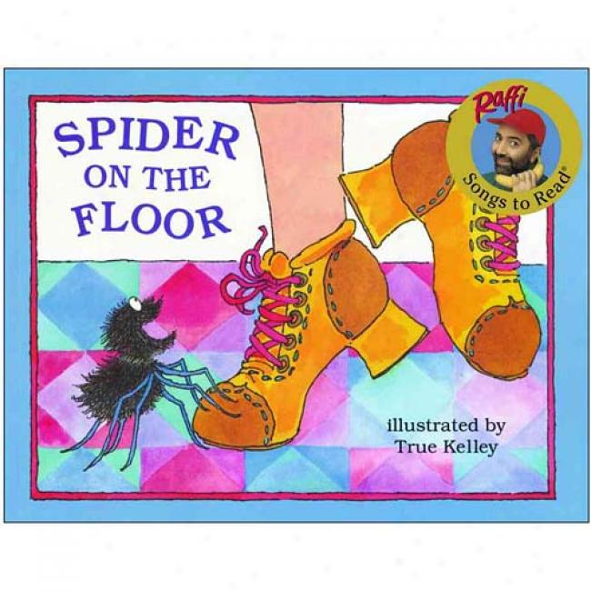 Spider On The Floor By Raffi, Isbn 0517885530