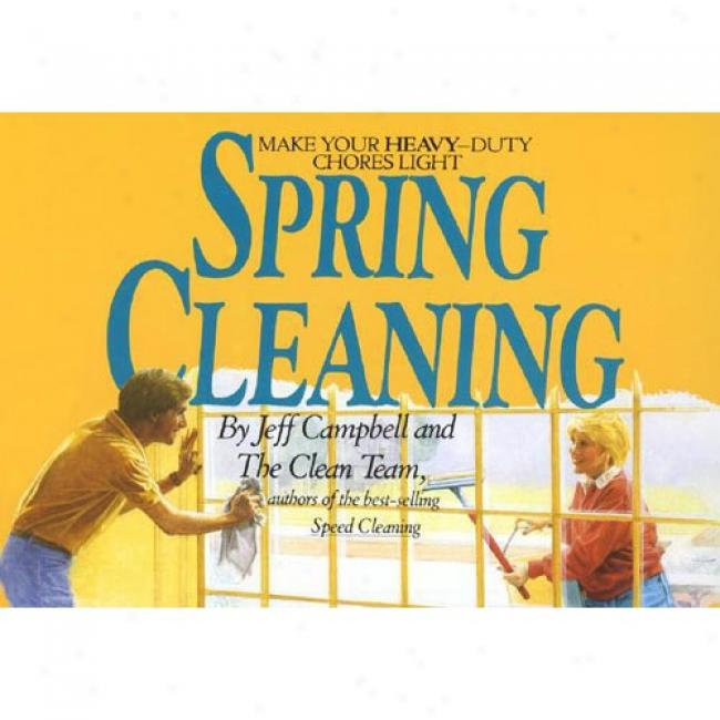 Sprin gCleaning By Jeff Campbell, Isbn 0440501628