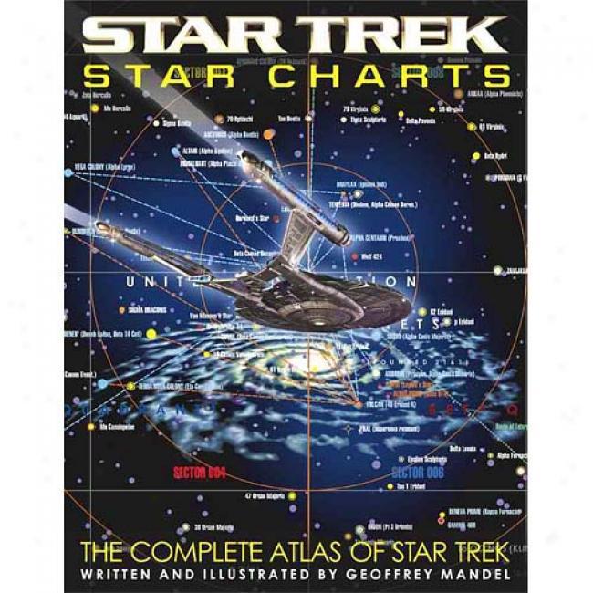 Star Charts By Geoffrey Mandel, Isbn 0743437705