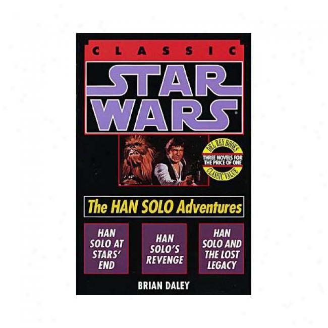 Star Wars: The Han Solo Adcentures At Brian Daley,_Isbn 0345394429