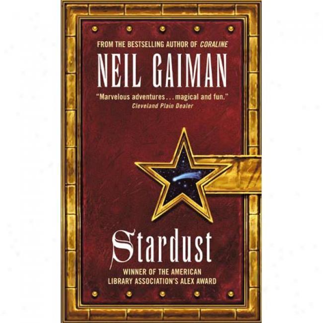 Stardust By Neil Gaiman, Isbn 0380804557