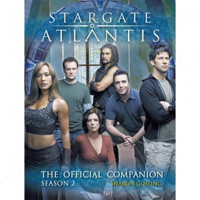 Stargate Atlantis: The Official Comrade Season 2