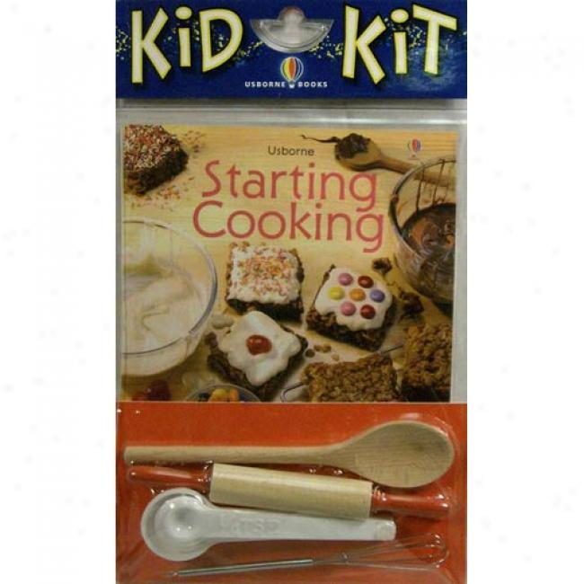 Starting Cooking Kid Kit Starting Cooking Kid Kit