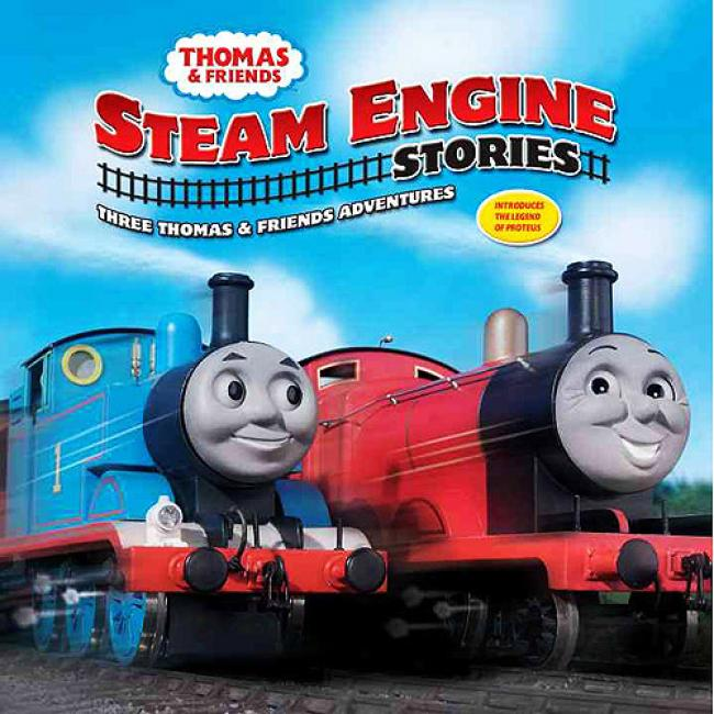 Steam Engine Stories: Three Thomas & Friends Adventurex