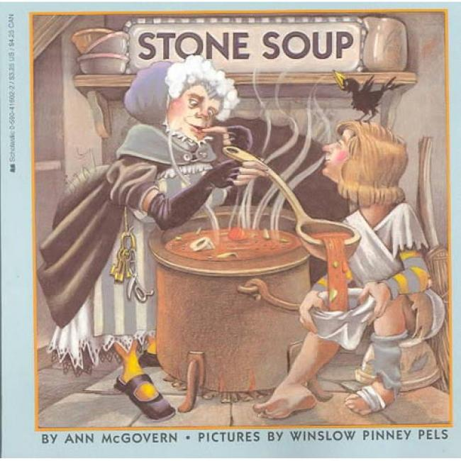 Stone Soup By Ann Mcgovern, Isbn 0590416022
