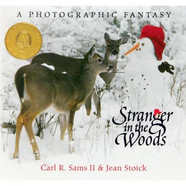 Stranger In The Woods By Carl R. Ii Sams, Isbn 0967174805