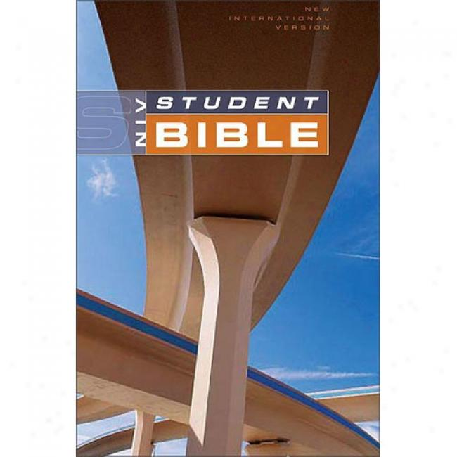 Student Bible By Philip Yancey, Isbn 0310927862