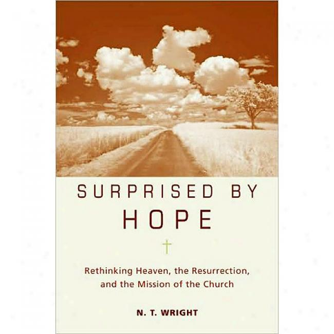 Surprised Through  Hope: Rethinking Heaven, The Resurrection, And The Mission Of The Church