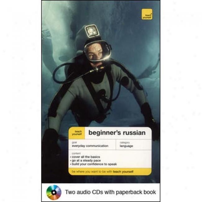 Teach Yourself Beginner's Russian Audiopackage By Rachel Farmer, Isbn 0071434628