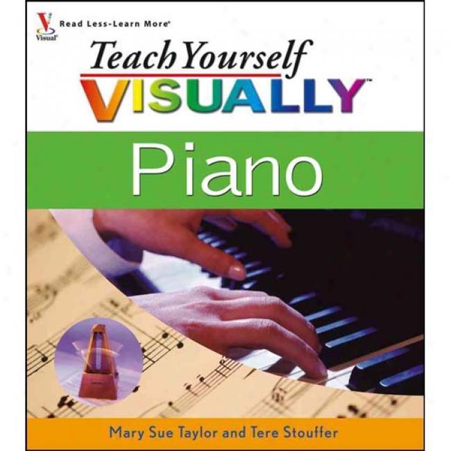 Teach Yourself Visually Piano: