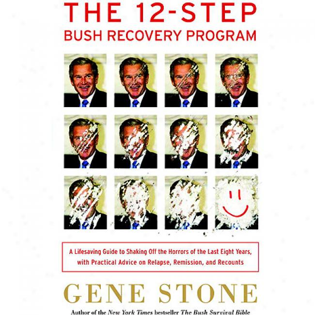 The 12-step Bush Recovery Program: A Lifesaving Guide To Shaking Off The Horrorq Of The Last Eight Years, With Practical Advice On Relapse, Remission,