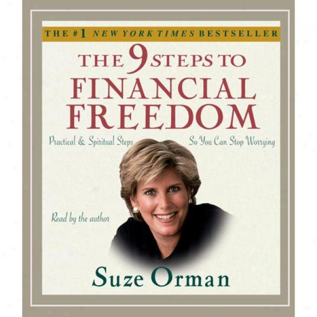 The 9 Steps To Financil Freedom By Suze Orman, Isbn 0375406808