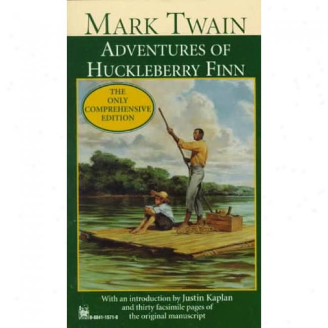 The Advenutres Of Huckleherry Finn By Mark Twain, Isbn 0804115710