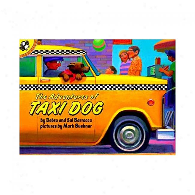 The Adventures Of Taxi Dog By Debra Barracca, Isbn 0140566651