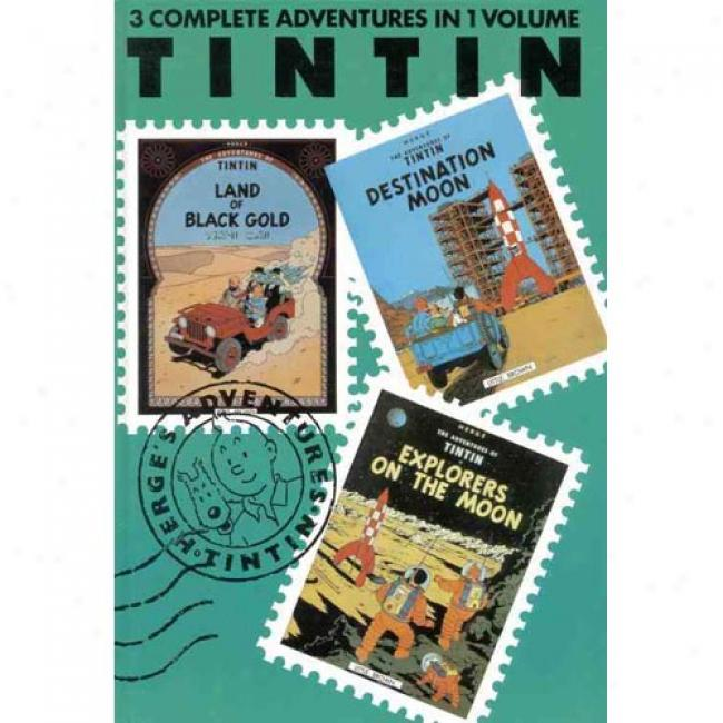 The Adventures Of Tintin By Herge, Isbn 0316358159