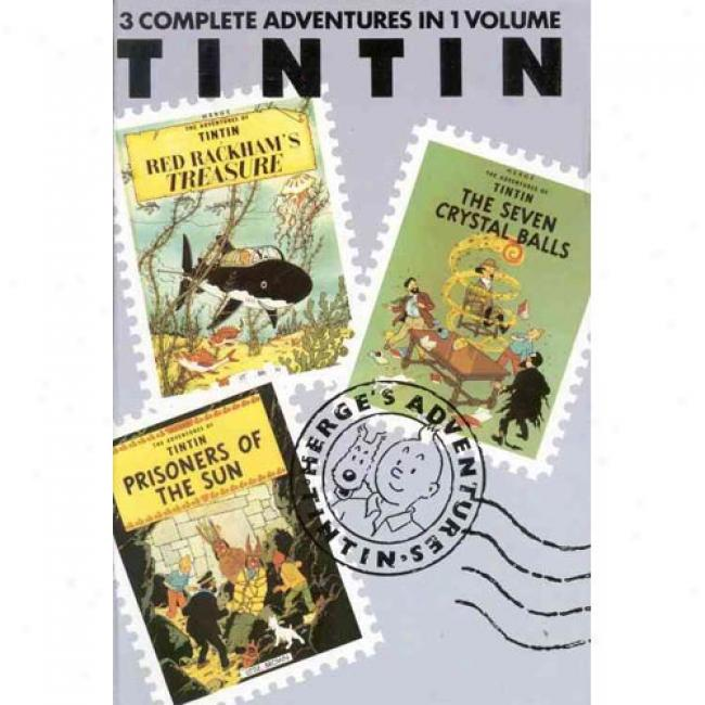 The Adventures Of Tintin By Herge, Isbn 0316358142