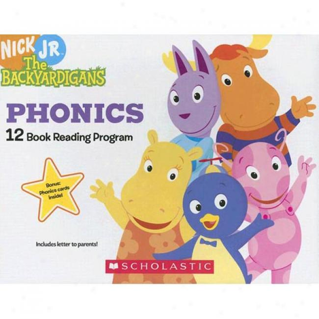 The Backyardigans Phonics: 12 Book Reading Program